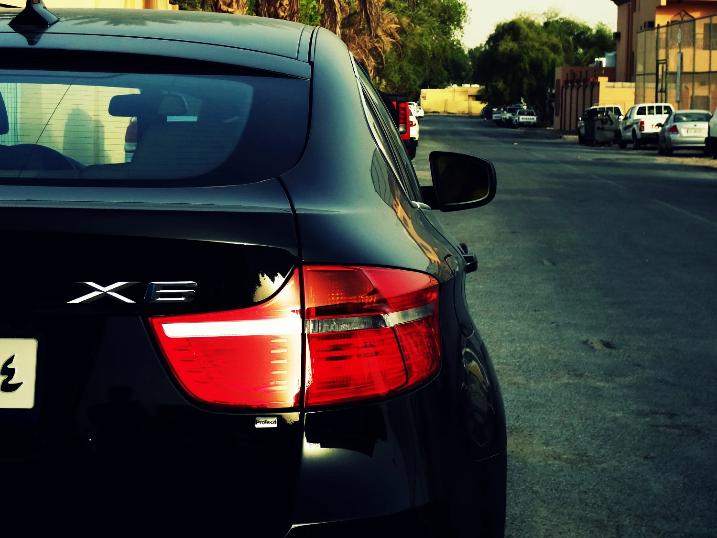 BMW X6 получил двигатель с 823 лошадьми